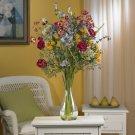 Veranda Garden Silk Flower Arrangement