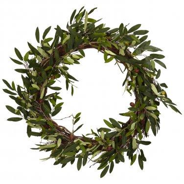 "20"" Olive Wreath"