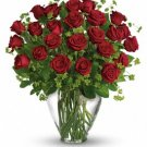 My Perfect Love - Long Stemmed Red Roses  (2 dozen)