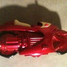 "Marvel Comic Book Action Figure Iron Man Motorcycle 4"" 2009"