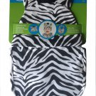 Neat Solutions Baby Zebra Hat with Matching Bib 0-6 Months R35-BZH