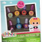 Lalaloopsy 7 Pack Nail Polish Set O1-PNP