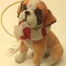Country Artists Holiday Ornament - Boxer Puppy SR2-CBP