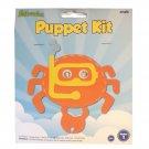 New Image Feltables Puppet Kit - Crab  RK1-1-FPK