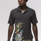 Legends of Style Shirt Pirate Polo + Free Ed Hardy Poster