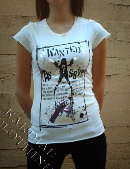 """Legends of Style T-Shirt """"Assasin"""" + Free Ed Hardy Poster"""