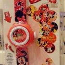 Disney Minnie Mouse Children Digital Multi Projector Watch