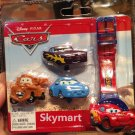 Disney The Cars children digitial watch change cover set new