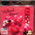 Disney Mickey & Minnie children digitial watch and beauty hair band set new