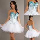 Sweetheart A Line Prom Dress