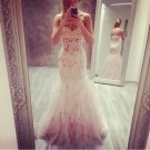 Mermaid Tulle Prom Dress