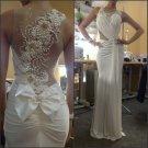 Neckline Mermaid Dress