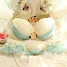 Angel Push Up Bra Set