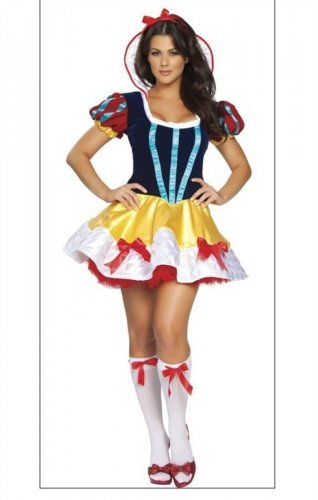 Snow White Halloween Costumes