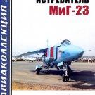AKL-201003 AviaCollection / AviaKollektsia N3 2010: Mikoyan MiG-23 Soviet Jet