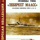MKL-200405 Naval Collection 5/2004: Leberecht Maass Class German WW2 Destroyers