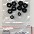 EQG72119 Equipage 1/72 Rubber Wheels for Tupolev Tu-134 Russian Jet Airliner