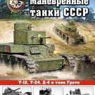 OTH-528 Soviet Fast Tanks of 1920s-1930s hardcover book