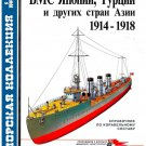 MKL-199905 Naval Collection 5/1999: Navies of Japan, Turkey and others 1914-18