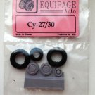EQG72051 Equipage 1/72 Rubber Wheels for Sukhoi Su-27/Su-30 'Flanker' Family