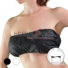50 Pcs Disposable Bra Tanning Bras, Velcro Closure, Black (DB102BLK-50x1)