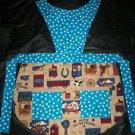 bib apron home on the prairie the country farm handmade