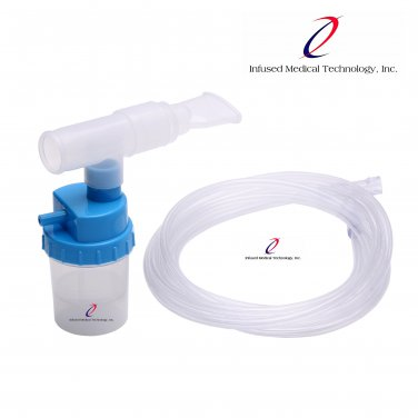 Infused Medical Nebulizer Kit