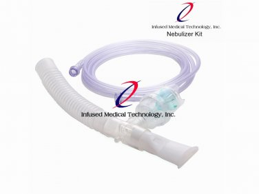 Infused Medical Hand Held Nebulizer
