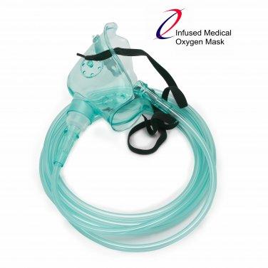 New Infused Medical Oxygen Mask