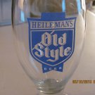 Vintage Heilemans Old Style Beer Glasses