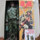2003 Gi Joe Action soldier African American Hasbro