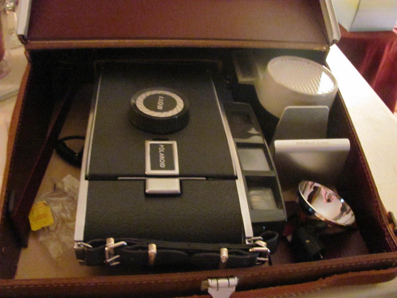 Polaroid  110B  Camera Kit