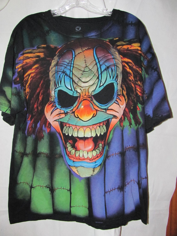 Insane Joker by Liquid Blue XL T shirt