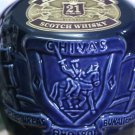 Chivas Brothers Limited Porcelain Flagon Royal Salute 21 Keith Scotland Empty