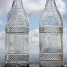 Vintage Cristal Soda Bottle Israel Distributed 60's Collectible RARE Tabori