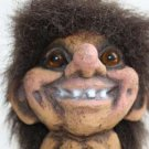 Original Handmade NYFORM Norwegian Girl Troll No 115 Collectible 5""