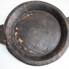 """Antique Primitive Wooden Kneading Chopping Trencher Dough Bowl Hand Carved 23"""""""