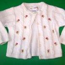 Gymboree Autumn Berries Sweater/Cardigan- 12-18m