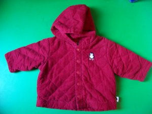 3-6m Gymboree Penguin Parade Quilted Jacket