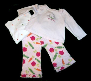 Gymboree Grown with Love 3-piece Set