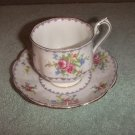 Cup/Saucer Royal Albert England Bone China