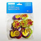 Ladybugs, Butterflies, Garden Snails - New! Self Adhesive Foam Stickers - Creatology