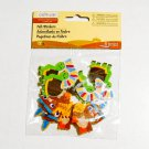 Thanksgiving Turtles and Chickens - New! Self Adhesive Felt Stickers - Creatology