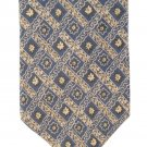 Geoffrey Beene Silk Necktie Mens Tie Classic Blue Green Diamonds Purple Extra Silky 58