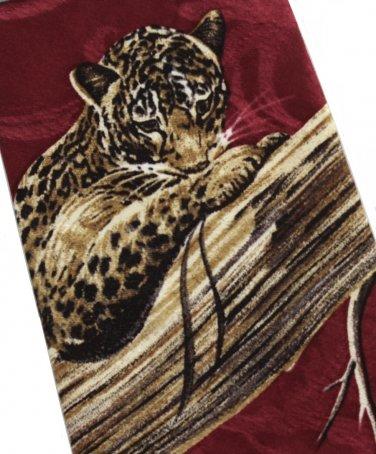 Cheetah Spotted Leopard Necktie Lost Kingdom Endangered Species Nature Wildlife