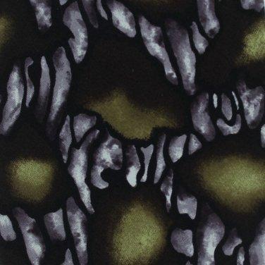 Grateful Dead Silk Tie Mens Necktie Red Rocks 1996 Green Black 58 Rock Music Novelty