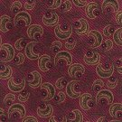 JZ Richards Woven Silk Extra Long 60 Necktie Vine Paisley Maroon Copper  Executive Mens Tie