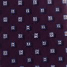 JOS A Bank Silk Necktie Mulberry Mens Tie Sateen Executive 59