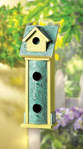 Country Charmer Birdhouse