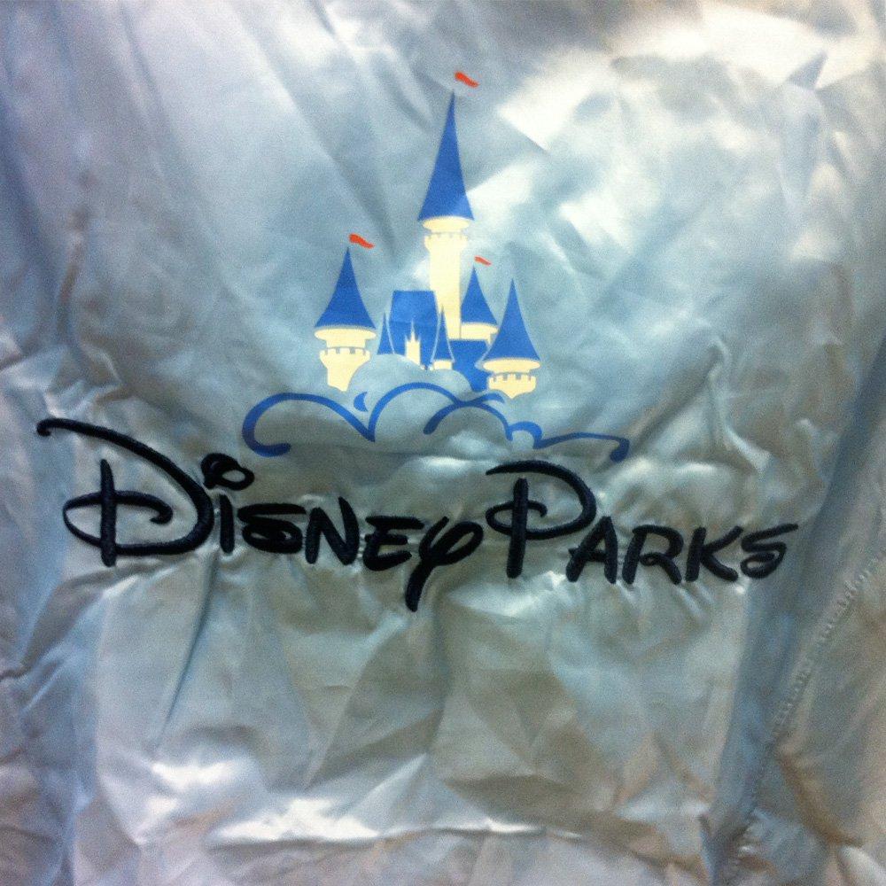 Walt Disney Parks Windbreaker Travel System Jacket - Unisex XL/XXL